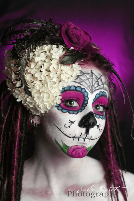 Halloween Best Calaveras Makeup