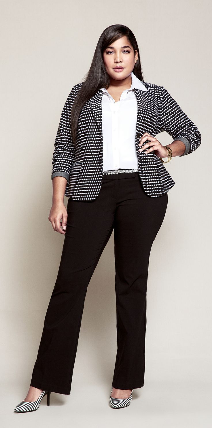 stylish plus size outfits
